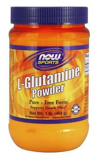 NOW Foods Glutamine Powder, 1 Pound