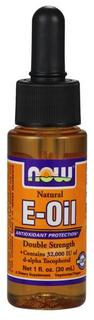 NOW Foods Vitamin E-Oil Vegetarian, 1 Ounce