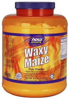 NOW Foods Waxy Maize Powder, 5.5 Pounds