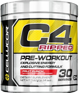 Cellucor C4 RIPPED by Cellucor, 30 Servings