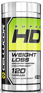 Cellucor Super HD, 120 Capsules