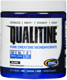 Gaspari Nutrition Qualitine, 60 Servings