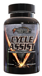 Competitive Edge Labs CYCLE ASSIST, 240 Capsules