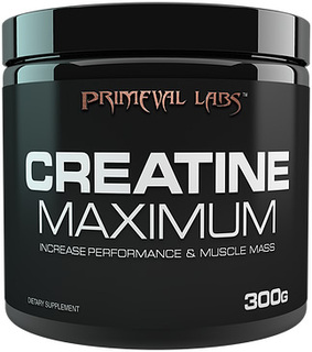 Primeval Labs Creatine Maximum, 300 Grams