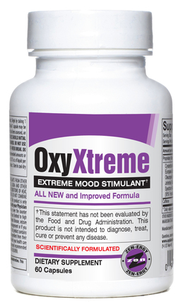 Hard Rock Supplements OXY XTREME