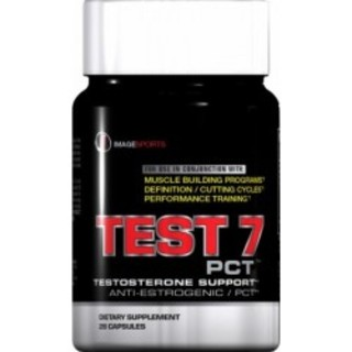Image Sports TEST 7 PCT, 28 Capsules