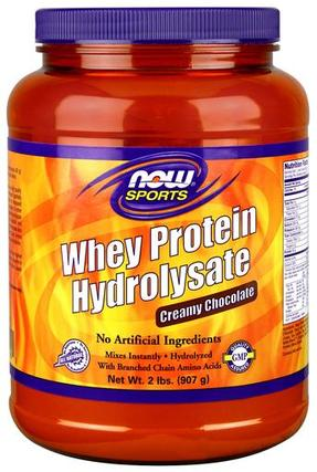 NOW Foods Whey Protein Hydrolysate by NOW Foods