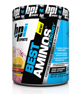 BPI Sports Best Aminos w/Energy by BPI Sports, 30 Servings