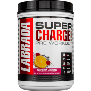 Labrada Super Charge 5.0 by Labrada, 25 Servings