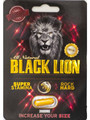 Eldorado Black Lion Male Enhancement Pill, 1 Capsule