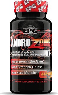 EPG ANDROZOME 1, 60 Tablets