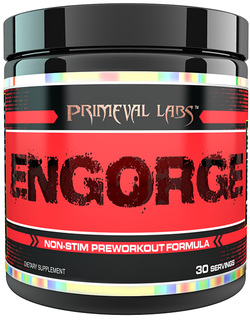 Primeval Labs ENGORGE, 30 Servings