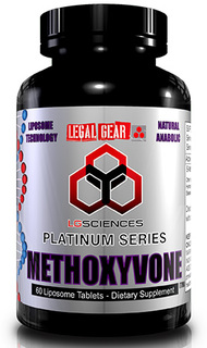 LG Sciences Methoxyvone, 60 Tablets