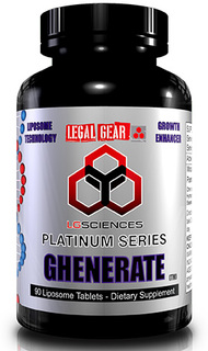 LG Sciences GHenerate, 90 Tablets