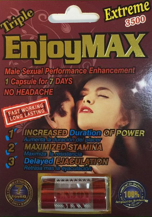 E.P.T. Triple EnjoyMax Extreme 3500 by E.P.T.