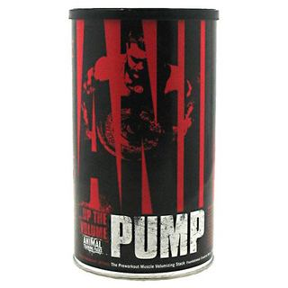 Universal Nutrition Animal Pump, 30 Packets