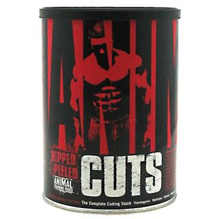 Universal Nutrition Animal Cuts, 42 Packets
