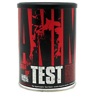 Universal Nutrition Animal Test by Universal Nutrition, 21 Packets