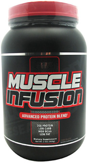 Nutrex Muscle Infusion, 2 Pounds