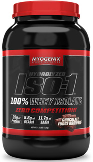 Myogenix ISO-1, 1.6 Pounds