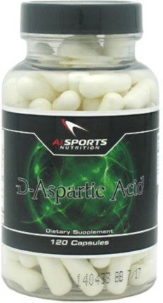 AI Sports D-Aspartic Acid