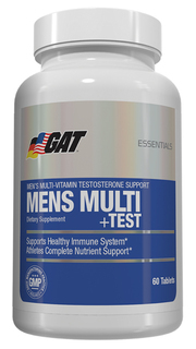GAT Mens Multi + Test by GAT, 60 Tablets