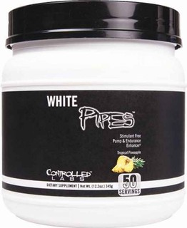 Controlled Labs White Pipes, 50 Servings