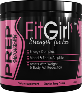 Fit Girl PREP, 40 Servings