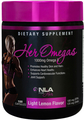 NLA For Her Her Omega, 100 Softgels