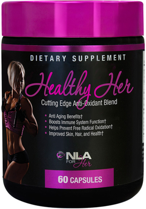 NLA For Her Healthy Her by NLA For Her
