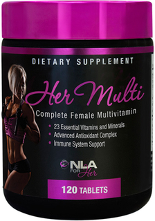 NLA For Her Her Multi Tabs, 120 Tablets