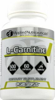Applied Nutriceuticals L-Carnitine, 60 Capsules