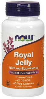 NOW Foods Royal Jelly Caps, 60 Capsules