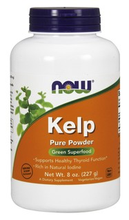 NOW Foods Kelp Powder, 8 Ounces