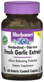 Bluebonnet Nutrition Fresh Garlic Extract Odor-Less, 60 Caplets
