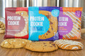 Buff Bake Protein Cookie by Buff Bake, 12 Cookies