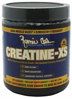 Ronnie Coleman Series Creatine-XS, 60 Servings