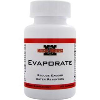 Muscle Fortress Evaporate, 60 Capsules