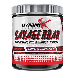 Dynamik Muscle Savage Roar, 30 Servings