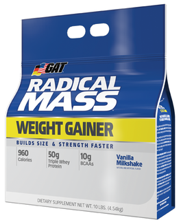 GAT RADICAL MASS, 10 Pounds