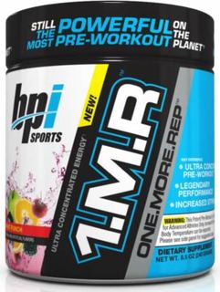 BPI Sports 1.M.R  Powder, 30 Servings