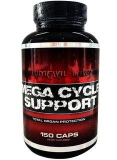 Primeval Labs Mega Cycle Support by Primeval Labs, 150 Capsules