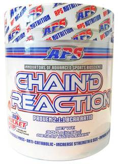 APS Nutrition Chain'd Reaction, 25 Servings