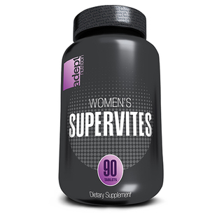Adept Nutrition Women's Supervites, 90 Capsules