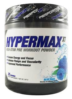 Performax Labs Hypermax XT, 25 Servings