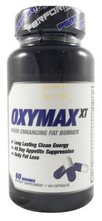 Performax Labs Oxymax XT, 60 Servings