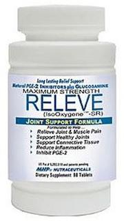 MHP Releve Joint Support, 60 Tablets