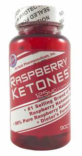 Hi-Tech Pharmaceuticals Raspberry Ketones, 90 Servings