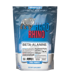 Hard Rhino Beta Alanine 500g