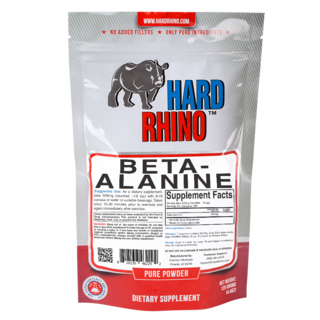Hard Rhino Beta Alanine 125g